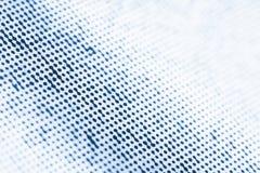 Abstrakt begrepp utskrivavna prickar Arkivfoton