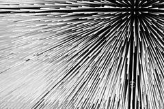 abstrakt begrepp vidfäst svart white för eps-mappmodell Royaltyfri Bild