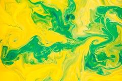Abstrakt begreppfärger, bakgrunder och texturer Matfärgläggning mjölkar in Royaltyfria Foton
