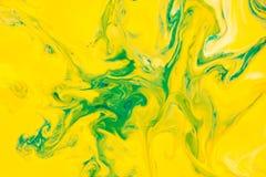 Abstrakt begreppfärger, bakgrunder och texturer Matfärgläggning mjölkar in Royaltyfria Bilder