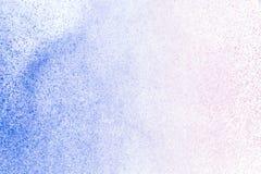 Abstrakt begreppfärgstänk av vatten Royaltyfria Bilder