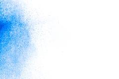 Abstrakt begreppfärgstänk av vatten Royaltyfria Foton