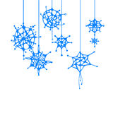 Abstrakt begreppillustration för grafiskt symbol Arkivfoton