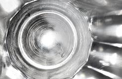 Abstrakt begreppskott av Glass textur Fotografering för Bildbyråer
