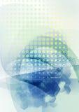 abstrakt begreppsteknologi Royaltyfri Bild