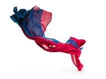 Abstrakt begreppstycken av textilrörelse Royaltyfri Foto