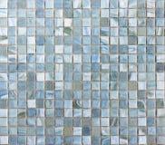 Abstrakt begrepptextur och bakgrund för mosaiska tegelplattor Royaltyfria Bilder