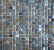 Abstrakt begrepptextur och bakgrund för mosaiska tegelplattor Fotografering för Bildbyråer