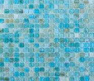Abstrakt begrepptextur och bakgrund för mosaiska tegelplattor Royaltyfri Fotografi