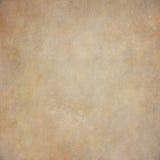 Abstrakt beiga hand-målad tappningbakgrund Arkivfoto