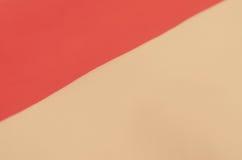 Abstrakt bild av ett fragment av den Monaco flaggan Royaltyfri Bild