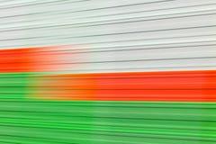 Abstrakt bild av färgrörelsesuddighet defocused Arkivbilder