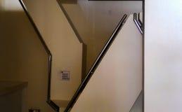 Abstrakt bildande av trappa Royaltyfri Foto