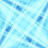 Abstrakt blå bakgrund Royaltyfria Bilder