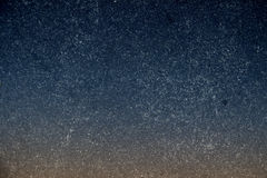 Abstrakt blå bakgrund av mörker - blått mellanrum Arkivbilder
