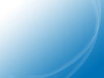Abstrakt blå bakgrund eller textur, för affärskort, designbakgrund med utrymme för text Royaltyfri Bild
