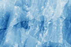 Abstrakt blå bakgrund från jadeyttersida Royaltyfri Bild