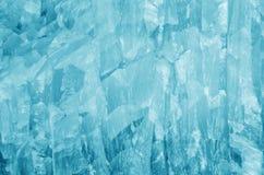 Abstrakt blå bakgrund från jadeyttersida Arkivbilder