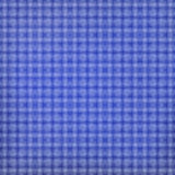 Abstrakt blå bakgrund i kalejdoskopstil Royaltyfri Foto