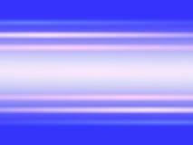 Abstrakt blå bakgrund med band Royaltyfri Bild