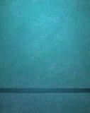 Abstrakt blå bakgrund med bandet Royaltyfri Foto