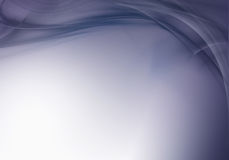 Abstrakt blå bakgrund med utrymme Arkivfoto