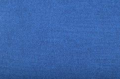 Abstrakt blå bakgrund med utrymme för text Arkivbild