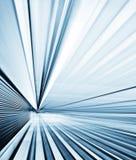 Abstrakt blå Clean bakgrund med copyspace Royaltyfri Foto