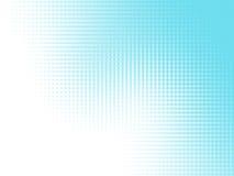 abstrakt blå lampa Royaltyfri Fotografi