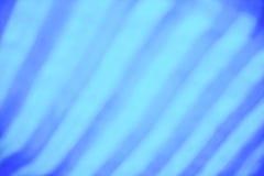 Abstrakt blå plats Royaltyfri Bild