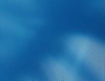 Abstrakt blå smattrande-bakgrund Royaltyfria Bilder