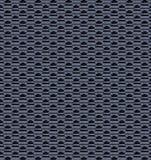 Abstrakt blå tapet för triangelfärgmodell Fotografering för Bildbyråer