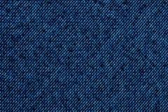 Abstrakt blå tygillustration seamless textur Designmodell för bakgrund Arkivfoto