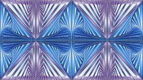 Abstrakt blått-lilor bakgrund, rasterbild för designen av Arkivbilder