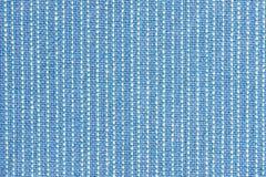 Abstrakt blått- och vittygbakgrund Royaltyfri Foto