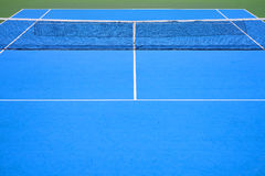 Tennisbana Royaltyfri Fotografi