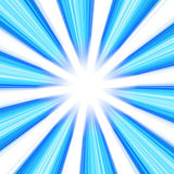 abstrakt blå virvel Arkivfoton