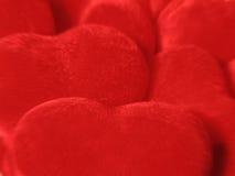 abstrakt blodflod Arkivfoto