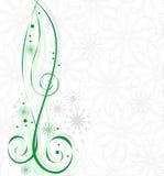 abstrakt blom- Royaltyfri Bild