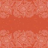 Abstrakt blom- bakgrund Royaltyfri Bild