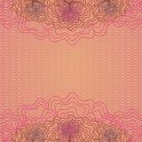 Abstrakt blom- bakgrund eps10 Arkivbild