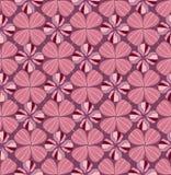 Abstrakt blom- prydnad. seamless modell Arkivfoton