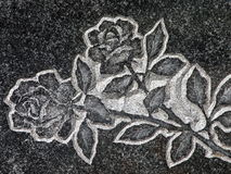 abstrakt blom- sten Royaltyfria Bilder