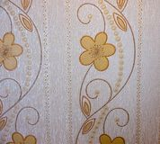 Abstrakt blom- texturbakgrund royaltyfri bild