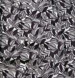 Abstrakt blom- tyg Royaltyfria Bilder