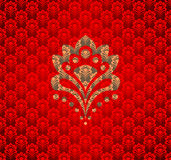 abstrakt blommor Royaltyfri Foto