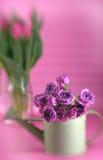 abstrakt blommor Royaltyfri Bild