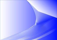 abstrakt blue background1 Royaltyfri Bild