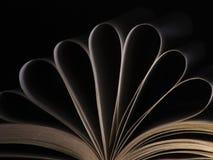 abstrakt bok Arkivfoton
