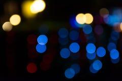 abstrakt bokeh Royaltyfri Fotografi